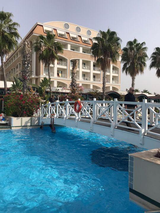 Pool Mholiday Hotels Belek (Vorgänger-Hotel - existiert nicht mehr)