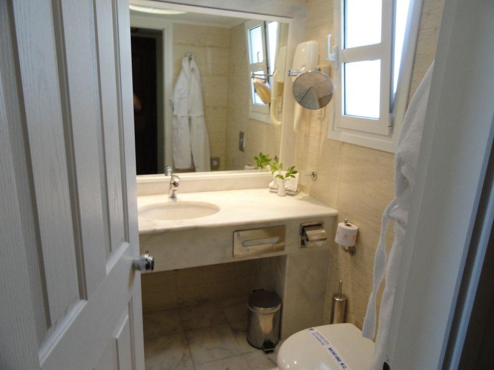 Blick Ins Badezimmer Neptune Hotels Resort Convention Centre Spa Mastichari Holidaycheck Kos Griechenland