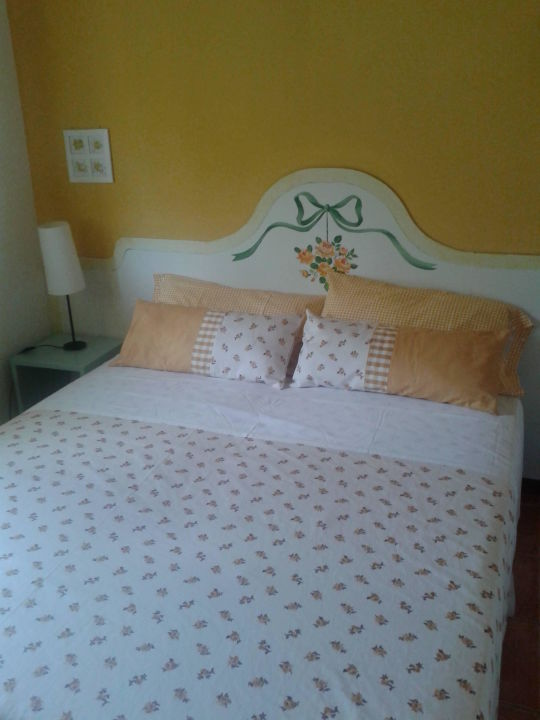 1st bedroom Apartments Torbole Strada Granda