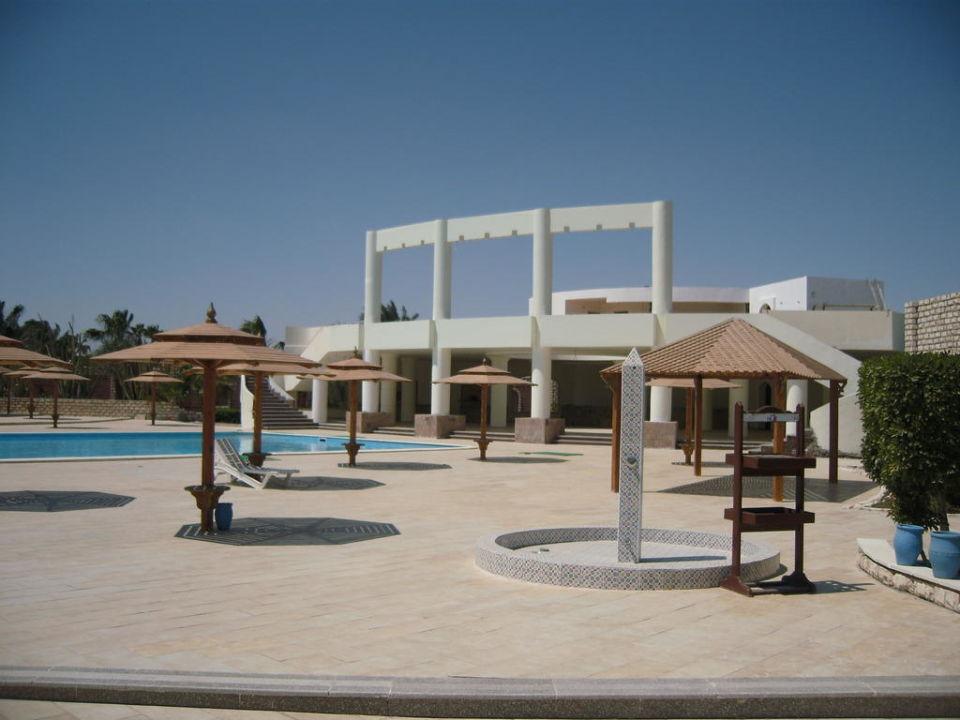 Poolanlage Aladdin Beach Resort