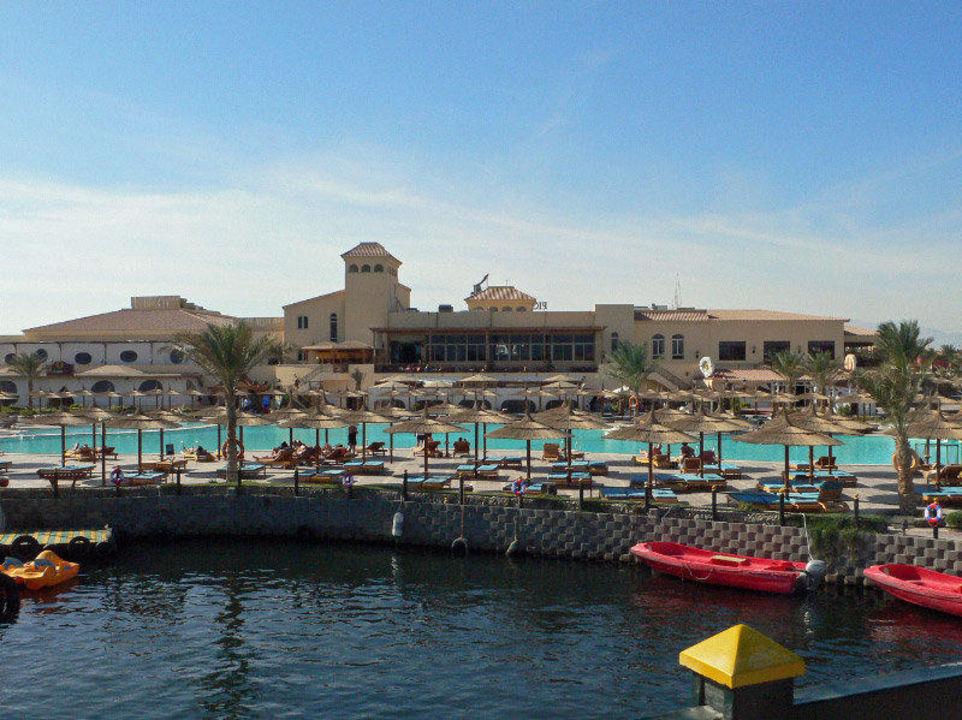 Haupthaus Dana Beach Resort