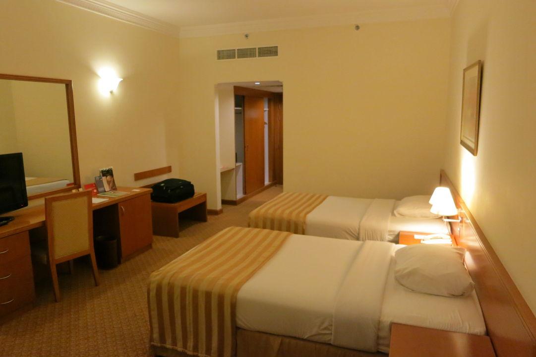 Standard Zimmer Copthorne Airport Hotel