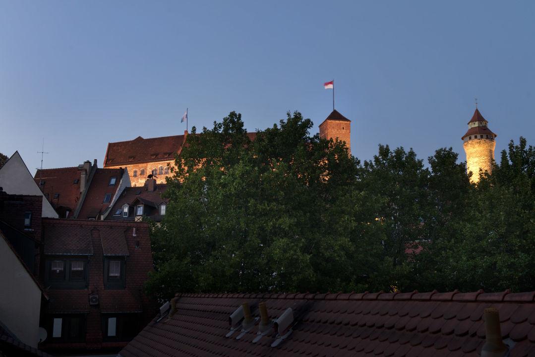 Ausblick Agneshof Partner of Sorat Hotels