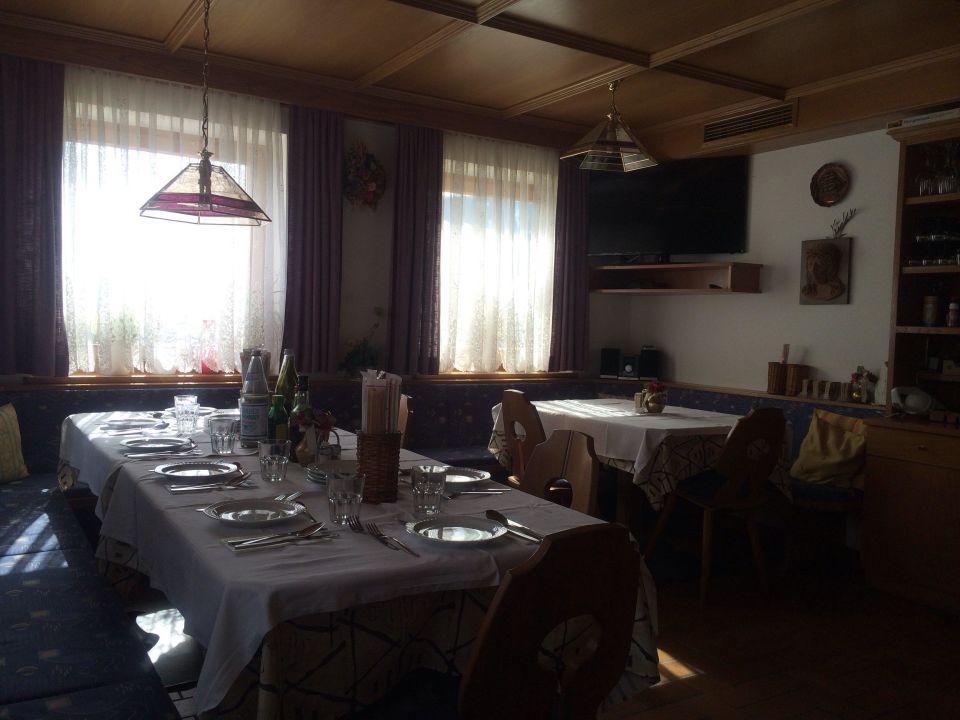 Speisesaal Gasthof Sonnenheim