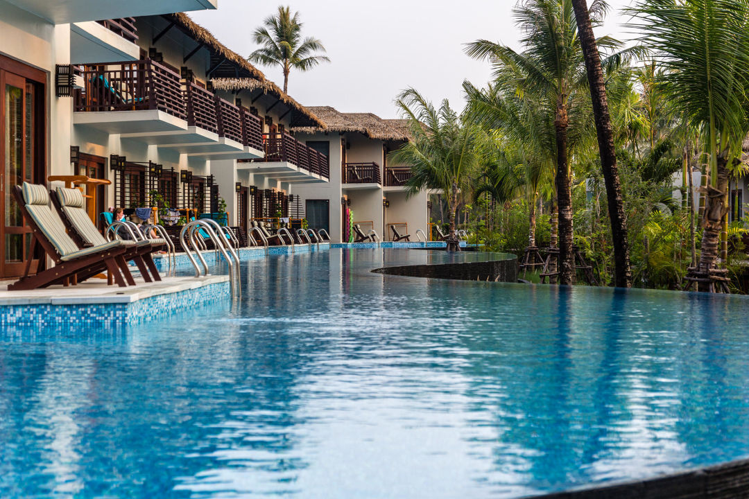 Salzwasser pool hotel the haven khao lak khuk khak beach holidaycheck khao lak phang - Pool salzwasser ...