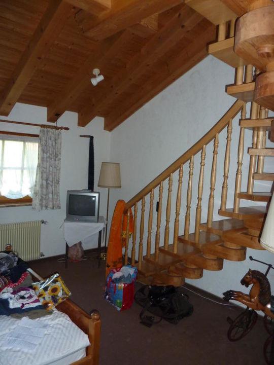 Appartement auf 2 Stockwerken Hotel Lochmühle