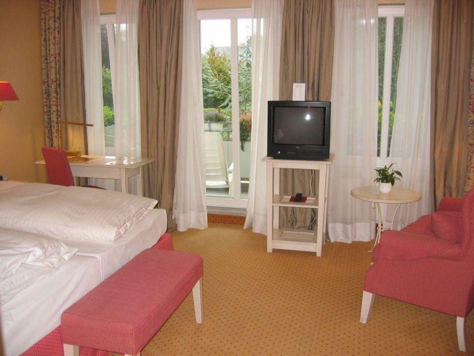 zimmer romantik hotel b sehof bad bederkesa holidaycheck niedersachsen deutschland. Black Bedroom Furniture Sets. Home Design Ideas