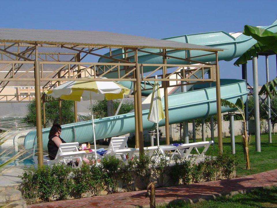 Wasserrutschen Hotel Titan Garden
