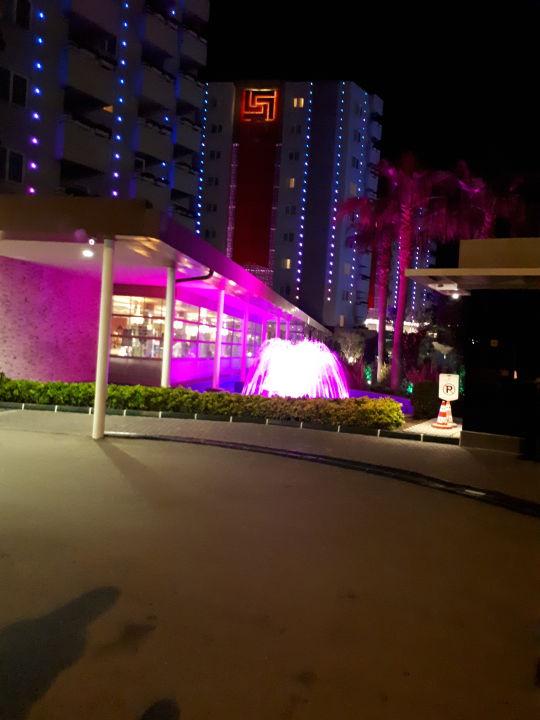 Außenansicht Grand Park Lara Hotel