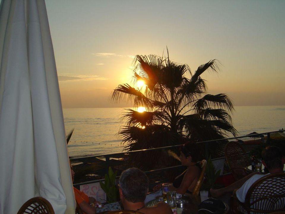 Beachbar - kostenpflichtiger Bereich Hotel Arabella World