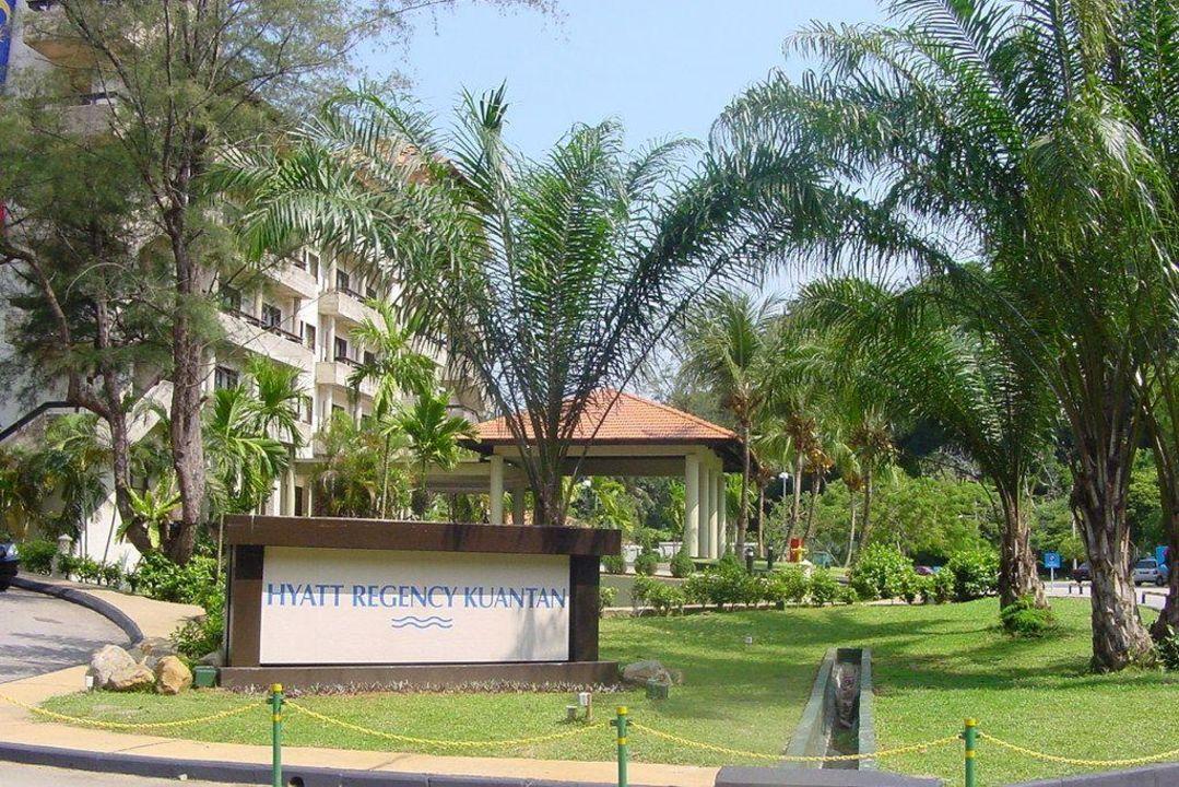 Erster Eindruck Hotel Hyatt Regency Kuantan