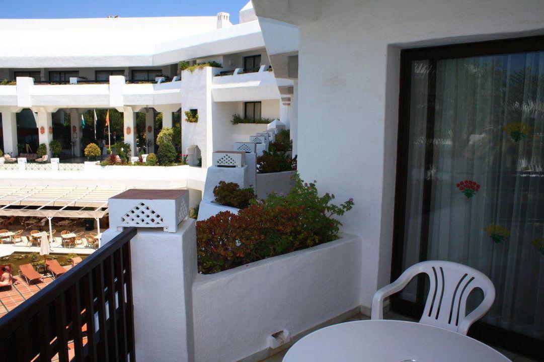 Balkon IBEROSTAR Marbella Coral Beach