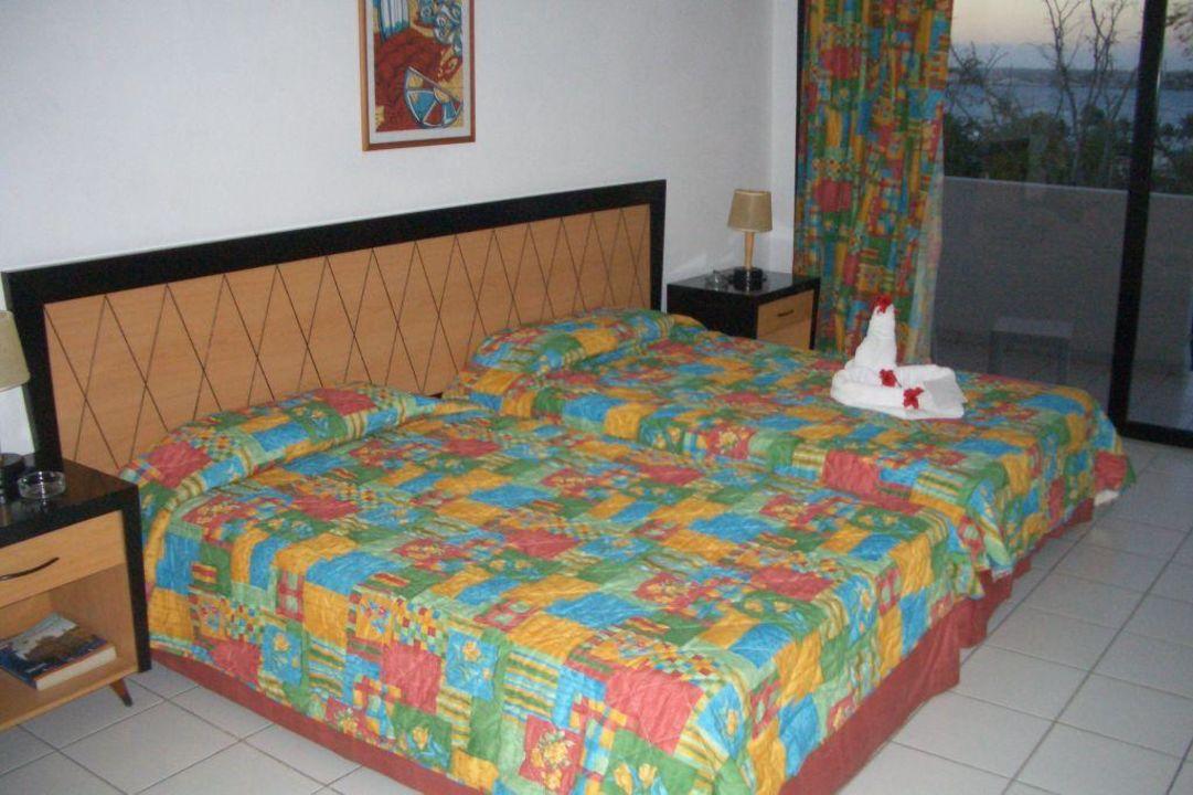 Zimmer bei Ankunft Hotel Jagua