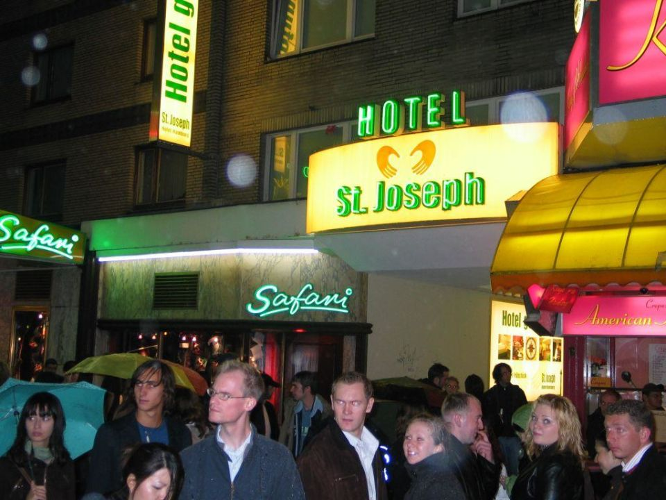 St Josef Hamburg