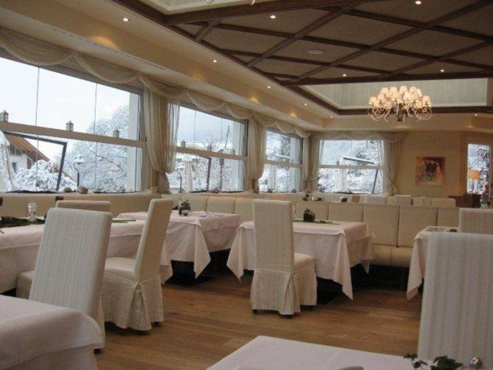 Zona Ristorante con vista mozzafiato! Luxury DolceVita Resort Preidlhof