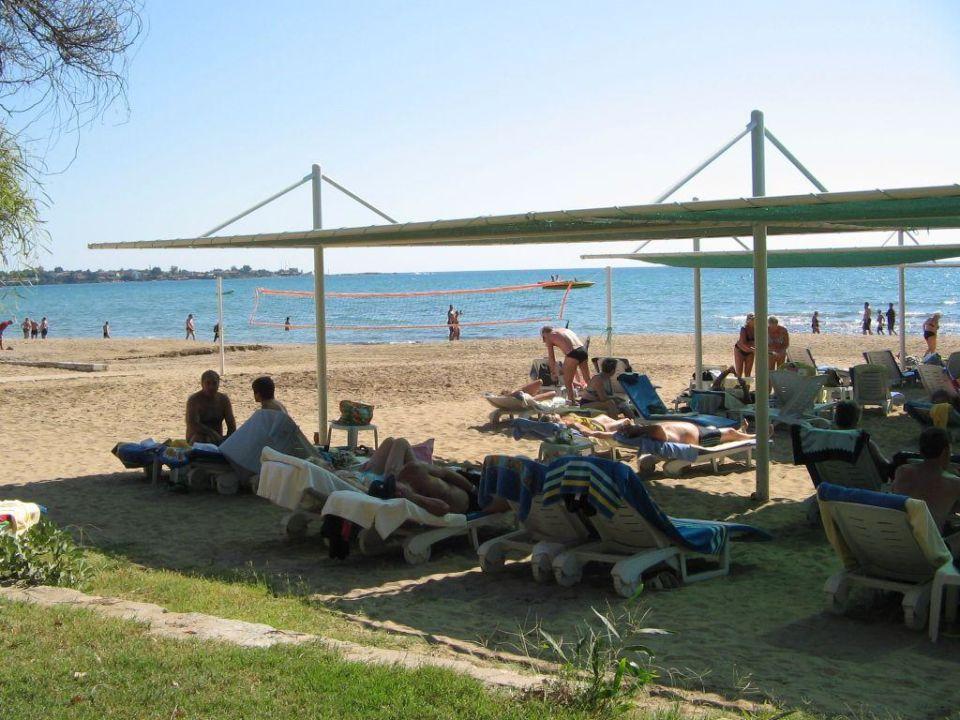 Strand des Melas Resort Hotel Melas Resort