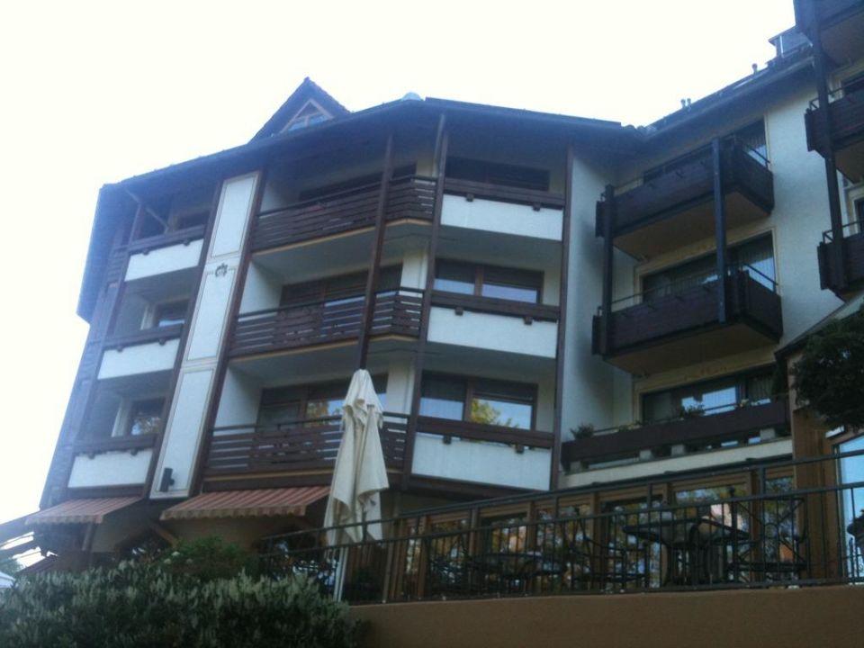 balkone vom rowi m hl vital resort bad lauterberg holidaycheck niedersachsen deutschland. Black Bedroom Furniture Sets. Home Design Ideas