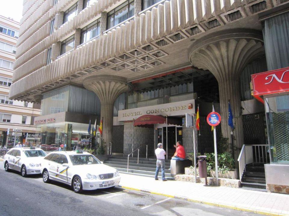 Hotel Concorde Gran Canaria Las Palmas