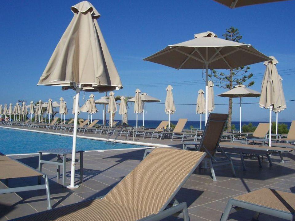 Am Pool des Carda Beach SENTIDO Carda Beach Atlantica