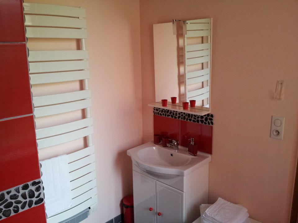 Salle de bains - chambre féria\