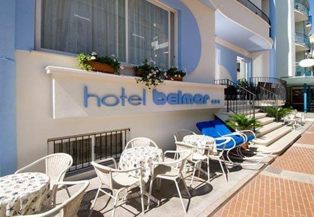 Insegna Hotel Belmar Hotel Belmar