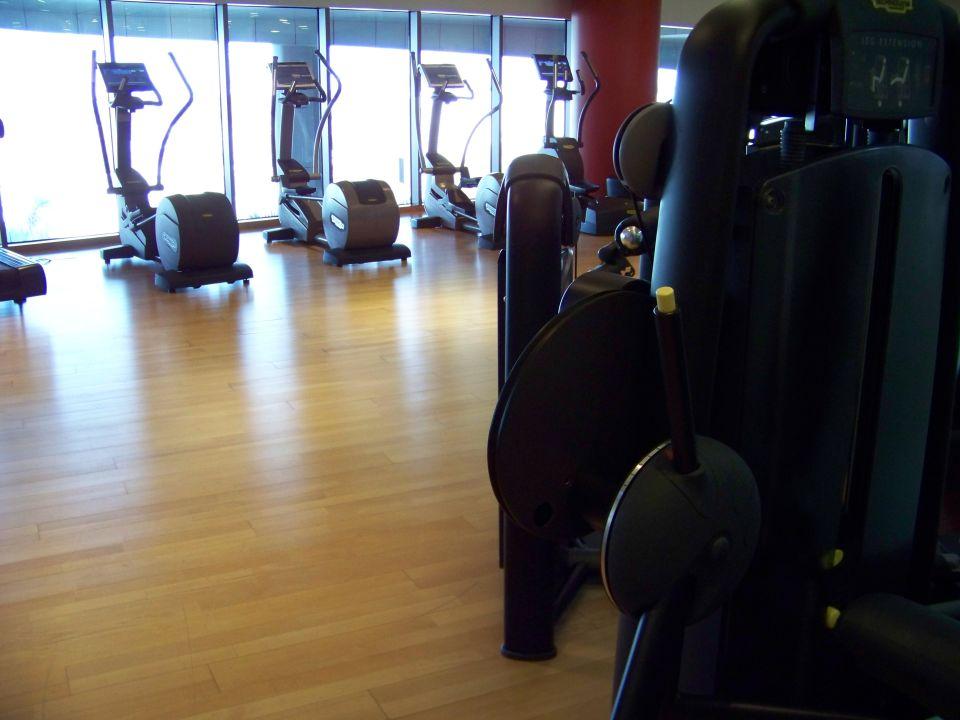 Sport & Freizeit Jumeirah at Etihad Towers Hotel