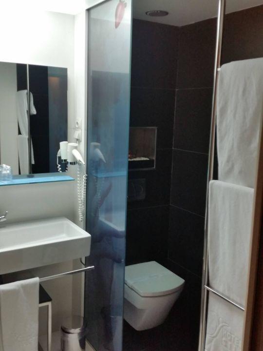 Badezimmer 1 Hotel Silken Zentro