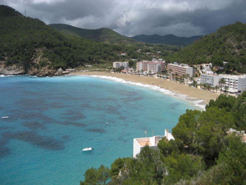 Blick auf Bucht Cala San Vicente Grupotel Cala San Vicente