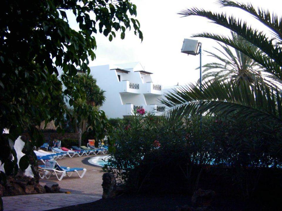Der Garten allsun Hotel Albatros