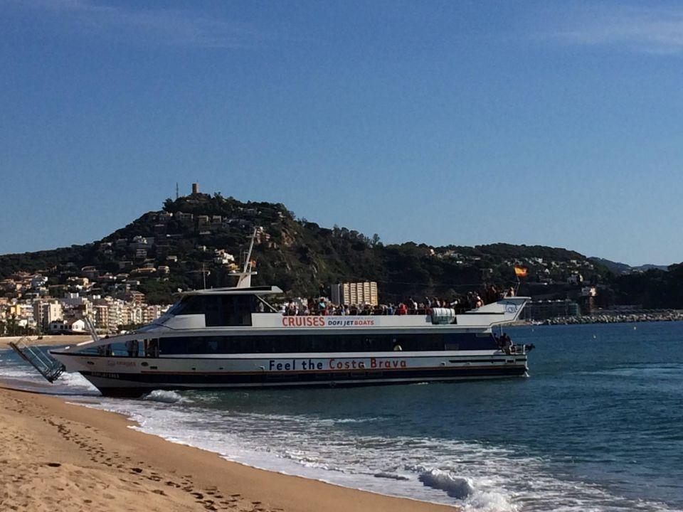 Ausflugsboot Hotel Stella Maris