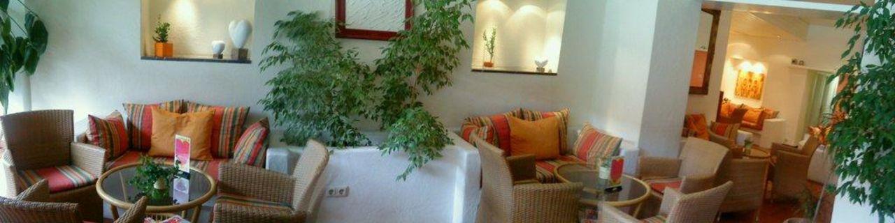 Lobby, Empfangshalle Hotel Amba