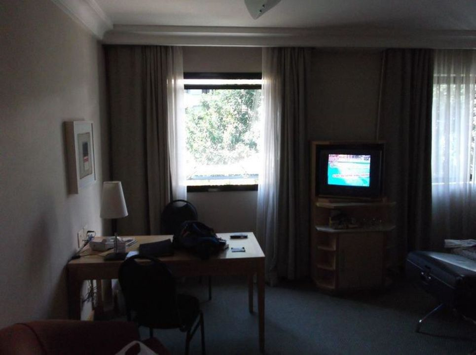 Pokój TRYP Sao Paulo Higienopolis Hotel