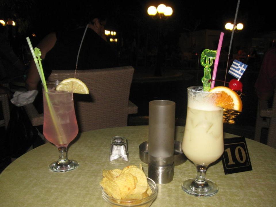 Günstige Cocktails Hotel Corissia Princess