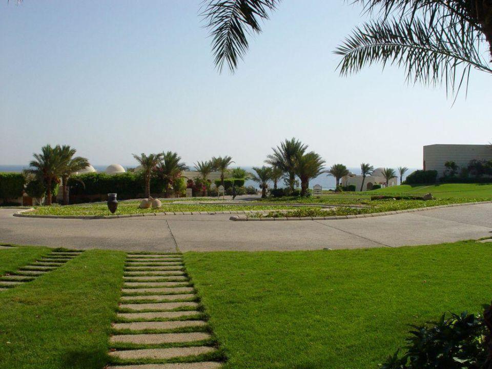 Hotelanlage The Oberoi Sahl Hasheesh