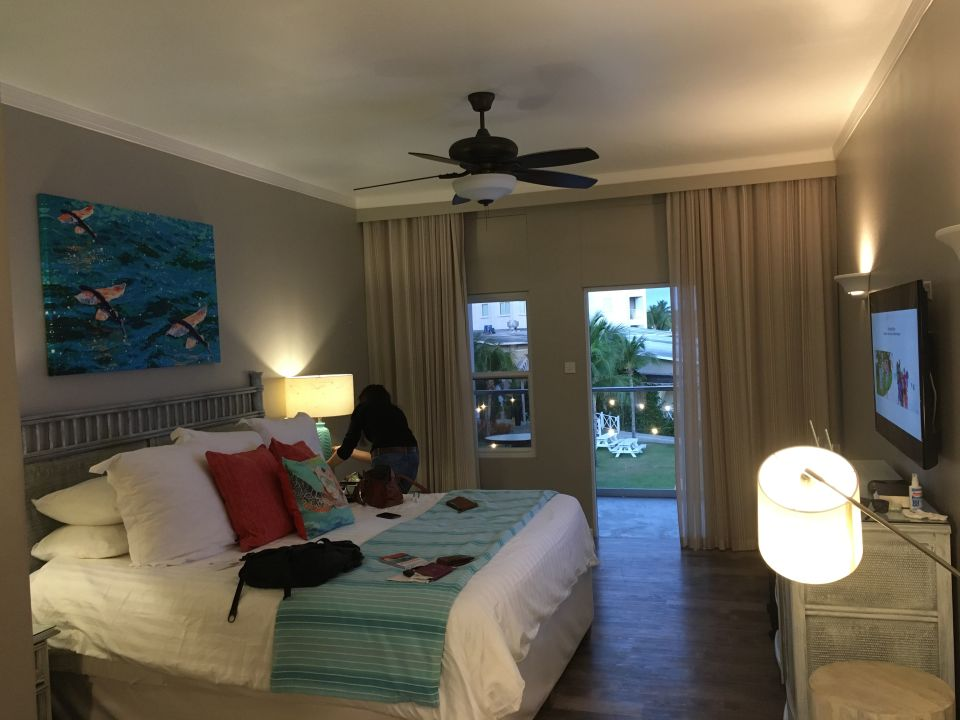 Zimmer Sea Breeze Beach House - All Inclusive