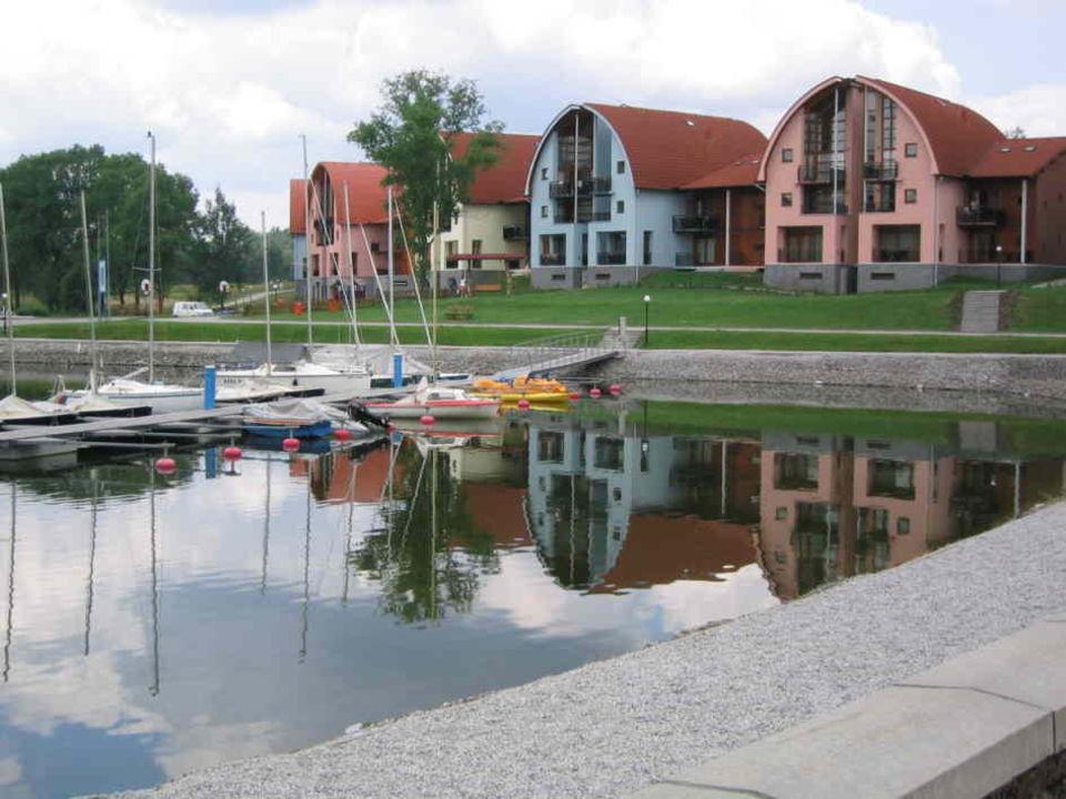 Landal-Appartementanlage Ferienpark Landal Marina Lipno