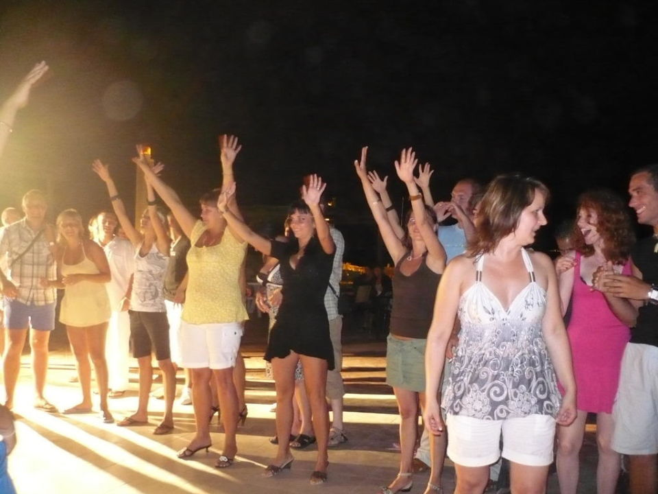 Impreza Integracyjna MediSea Hotel Solo Fun Club
