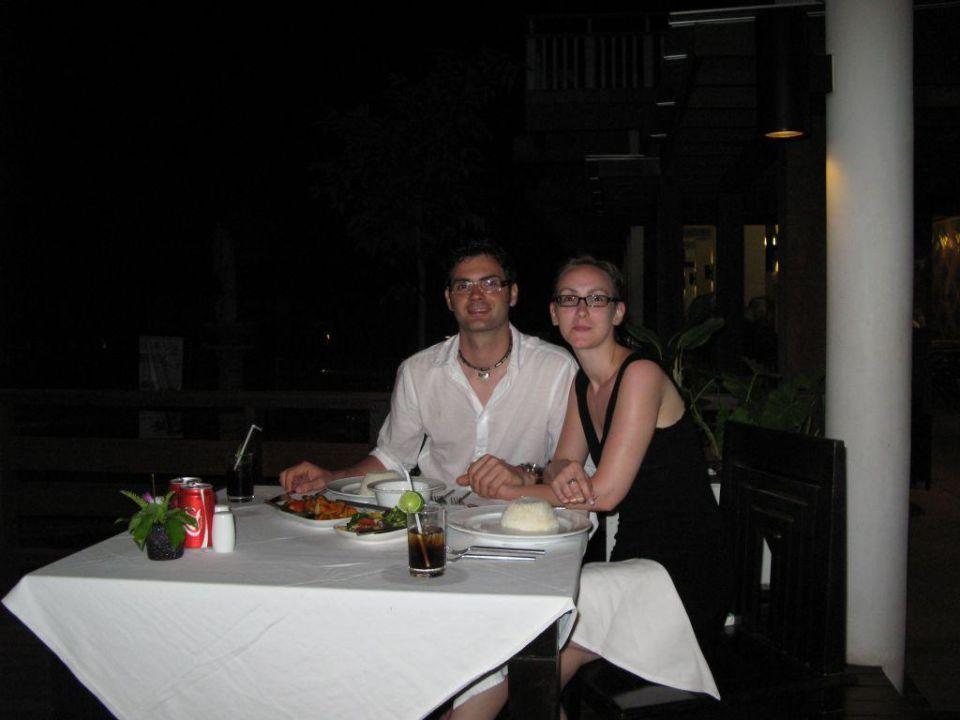 1. Dinner Peace Laguna Resort