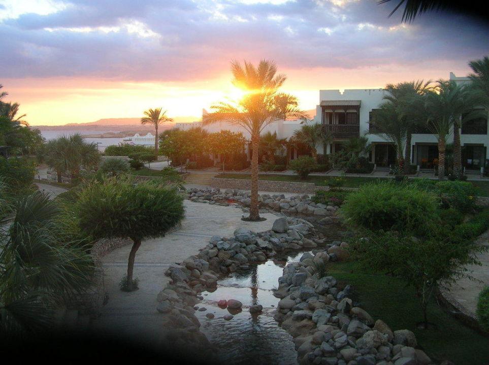 Abendstimmung Sharm Plaza