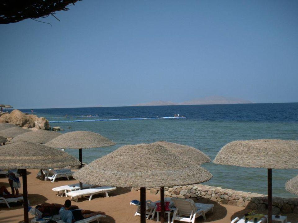 Strand und Steg Royal Grand Sharm Hotel