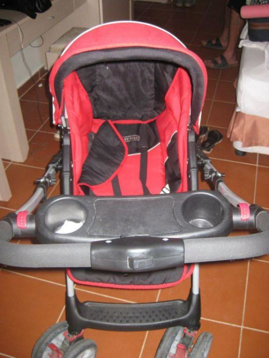 Kinderwagen des Hotels Hotel Gardenia Beach