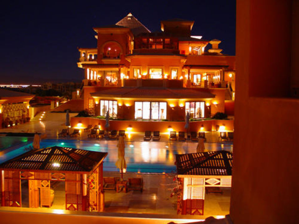 Hauptgebäude/Pool Westin Soma Bay Golf Resort & Spa