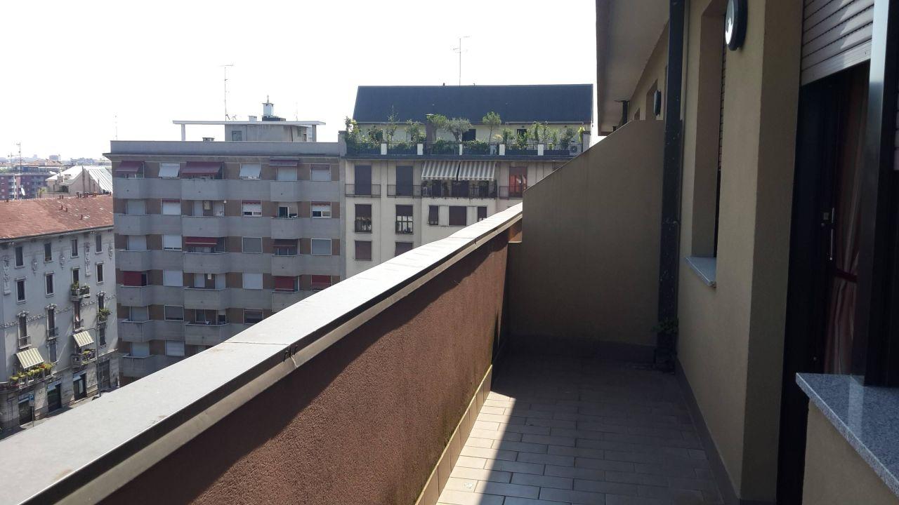 Балкон UNAWAY Hotel & Residence Linea Uno  Milano