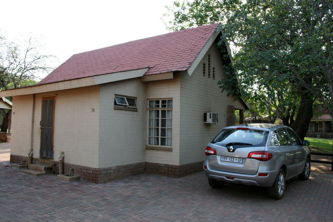 Haus im Camp Restcamp Lower Sabie