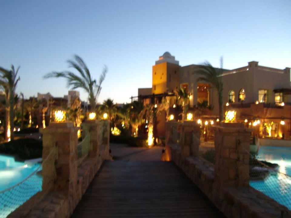 Romantische Abendstimmung Siva Port Ghalib