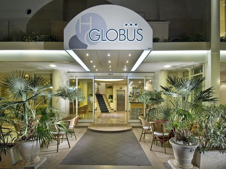Vista esterna 2 Hotel Globus