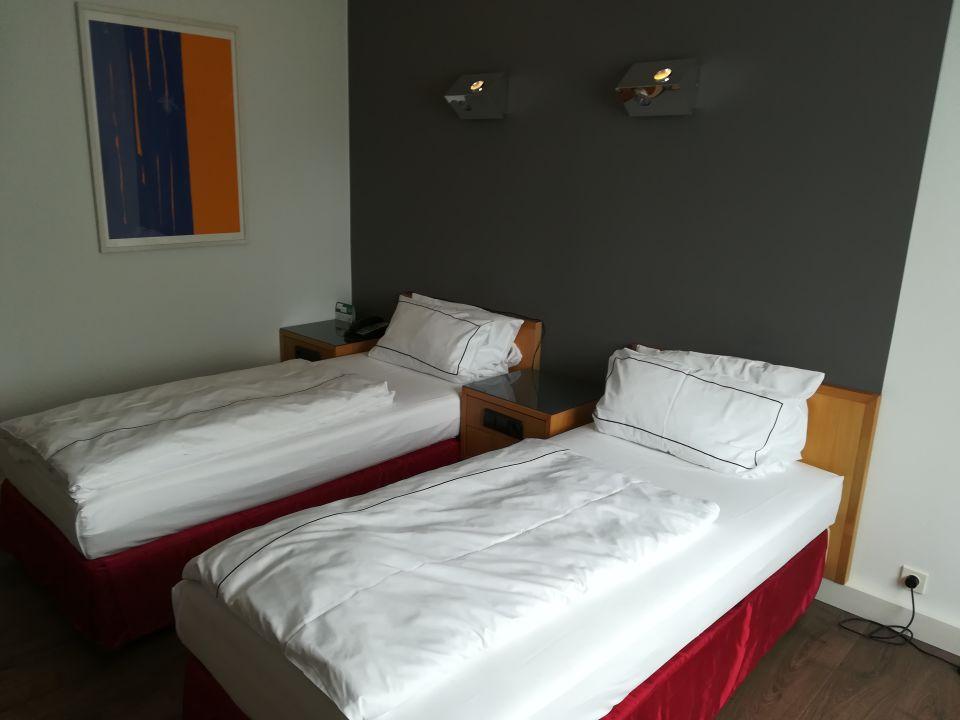 Zimmer Holiday Inn Berlin City West