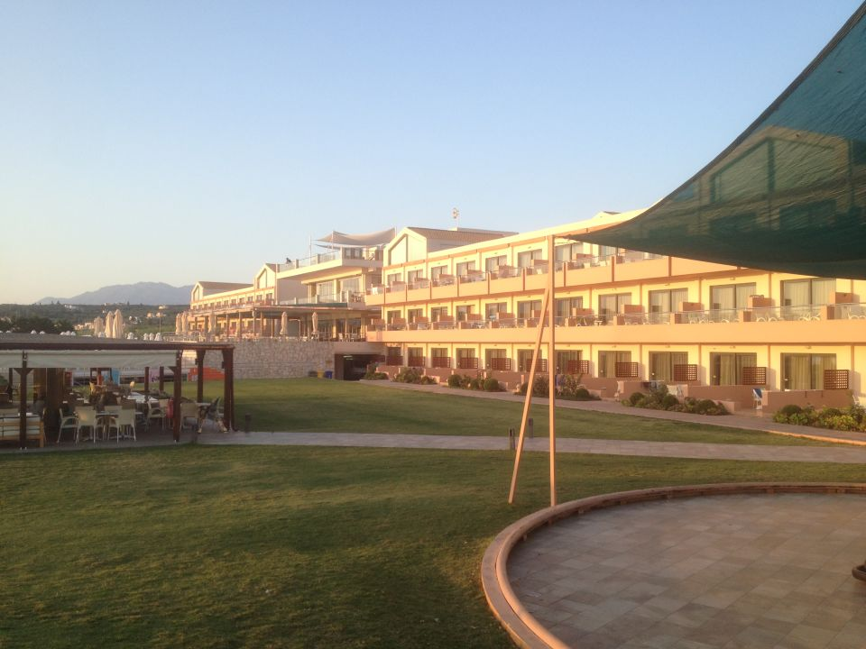 Außenansicht Kiani Beach Resort Family All Inclusive