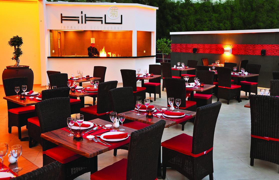 Our new KIKU Japanese Restaurant Elias Beach Hotel