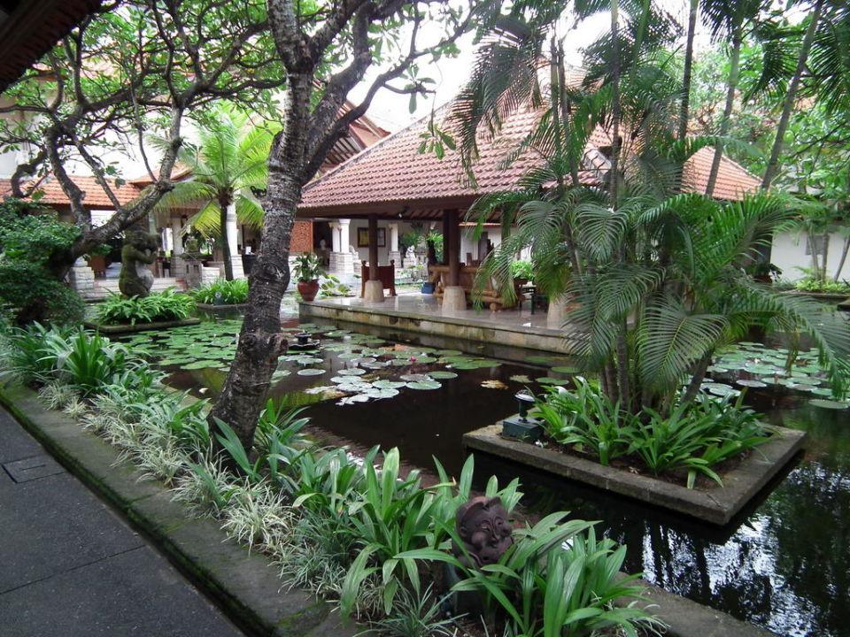 Garten bali rani hotel in kuta tuban holidaycheck for Les jardins de bali